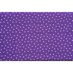 Pam Kitty Ping Pong LH-11016 Dots Blue by Holly Holderman