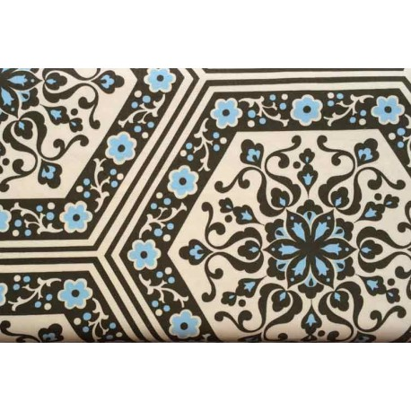 Nigella Twill Blue - Home Decor Collection by Amy Butler