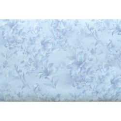Day Lily Blue 183-2556 by Fabri Quilt