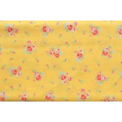 Floral Collection Flower Sugar Yellow Lecien